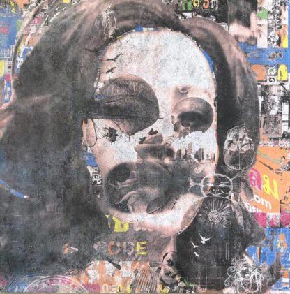 Kee - Pop Art 17 - 120 x 120 - 35