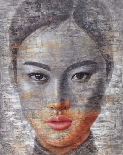 Petch - Portrait 84 - 80 x 100 - 18