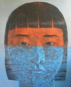 Pramaul – Girl 02 -135 x 165 – 80