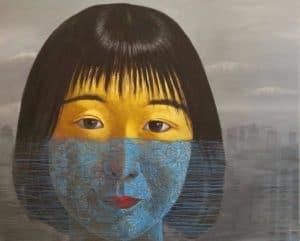Pramaul - woman 03 -165 x 135 - 80