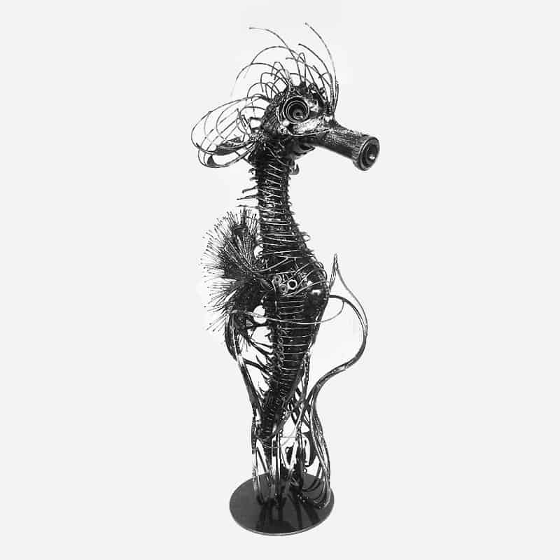 Pui - The Sea Horse - 37 x 20 x 100 - 38
