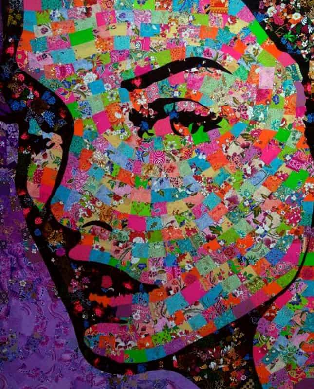 Tanawat - Collage Portrait 24 - 150 x 180 - 25