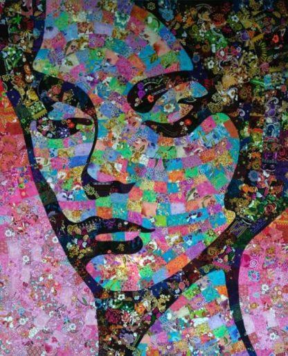 Tanawat - Collage Portrait 26 - 150 x 180 - 25