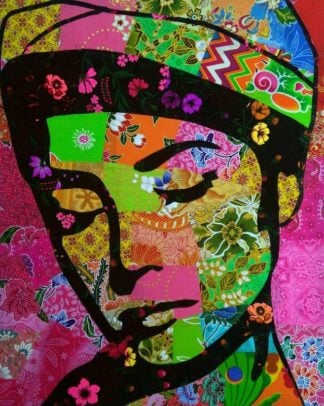 Tanawat - Small Collage Portrait 15 - 40 x 50 - 2-5