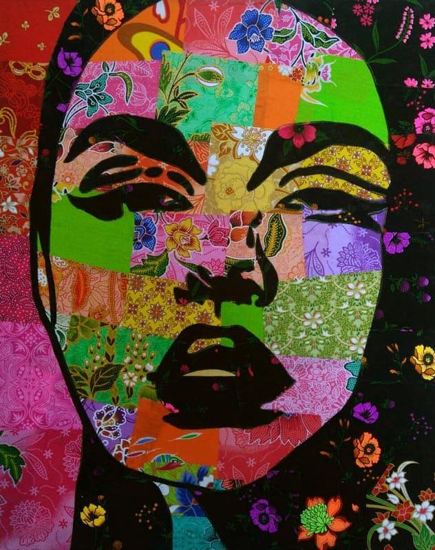 Tanawat - Small Collage Portrait 16 - 40 x 50 - 2-5