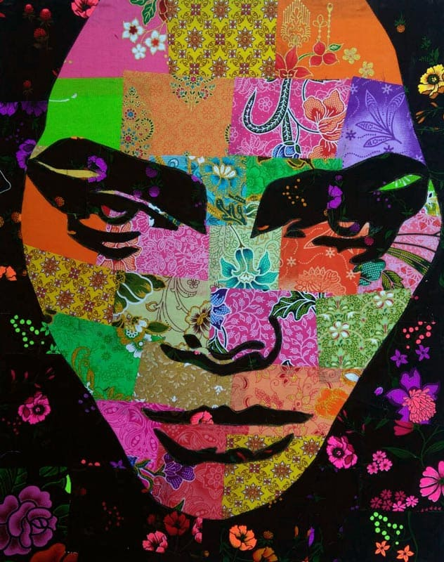 Tanawat - Small Collage Portrait 17 - 40 x 50 - 2-5