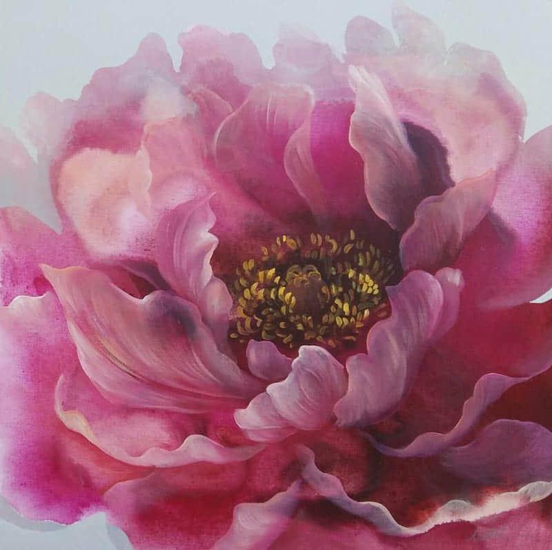 Tor - Flower 37 - 60 x 60 - 45