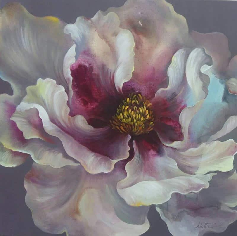 Tor - Flower 38 - 60 x 60 - 4-5