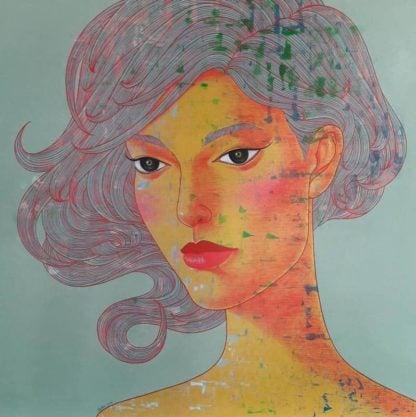 Vatcharapong - Woman Portrait 22 - 150 x 150 - 25