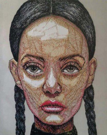 Age - Portrait 64 - 120 x 150 - 40