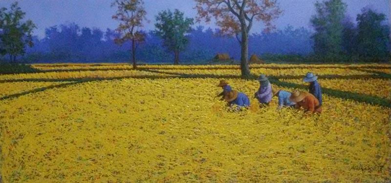 Anurak - Farmers 62 - 103 x 50 - 6