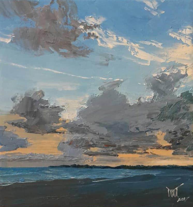 Dusit - Landscape 19 - 40 x 40 - 4