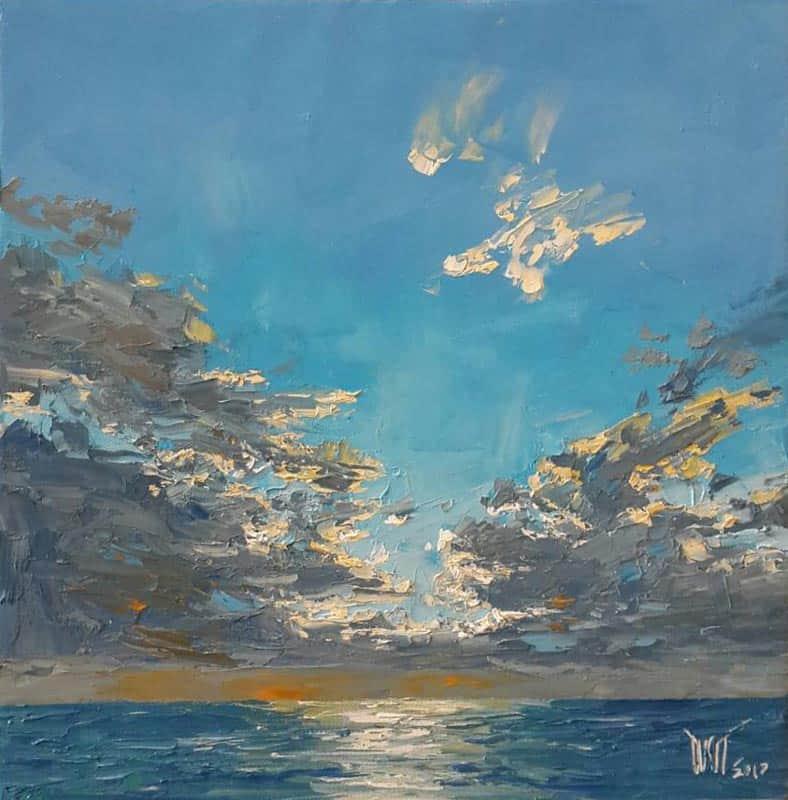 Dusit - Landscape 23 - 40 x 40 - 4