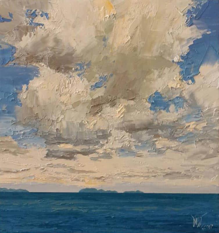 Dusit - Landscape 24 - 40 x 40 - 4