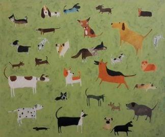 Ja - Dogs 03 - 120 x 100 - 14
