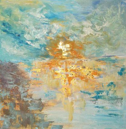Tanida - Abstract 02 - 50 x 50 - 2-5