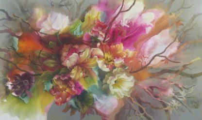 Tor - Flower 39 - 200 x 120 - 35