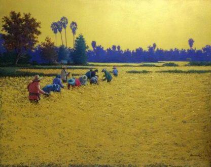 Anurak - Farmers 65 - 140 x 110 - 18