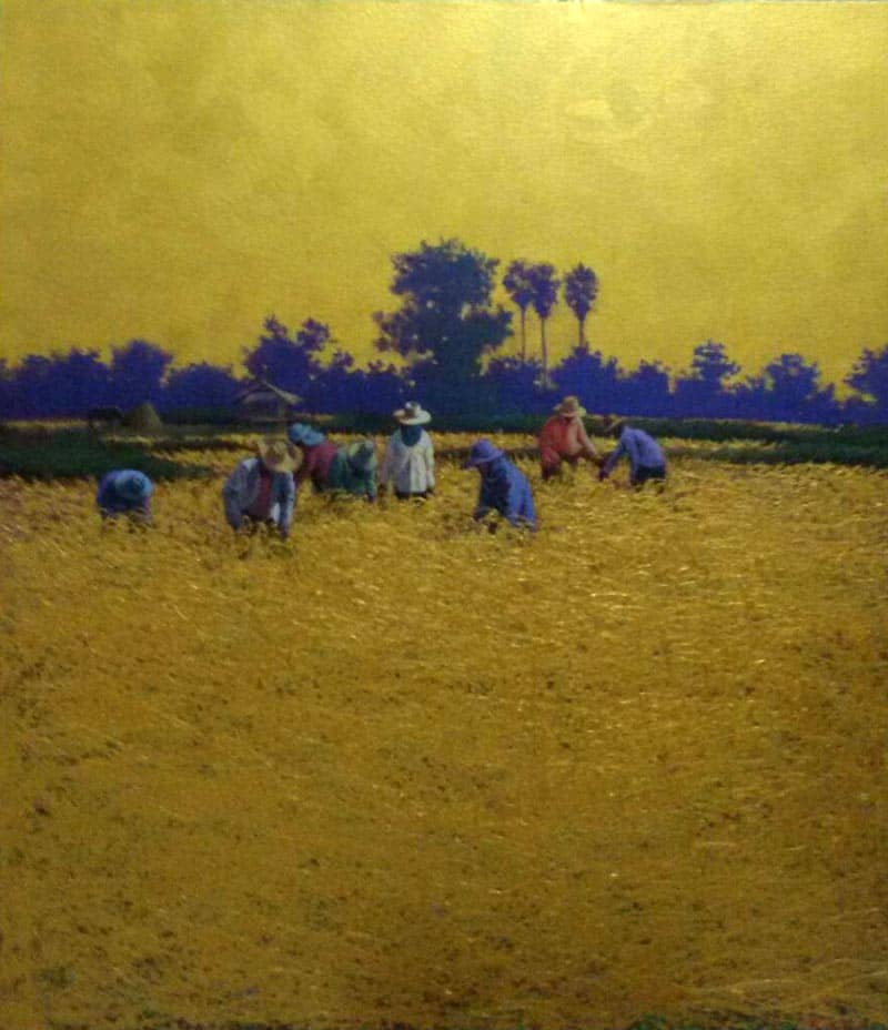 Anurak - Farmers 66 - 80 x 90 - 7-5
