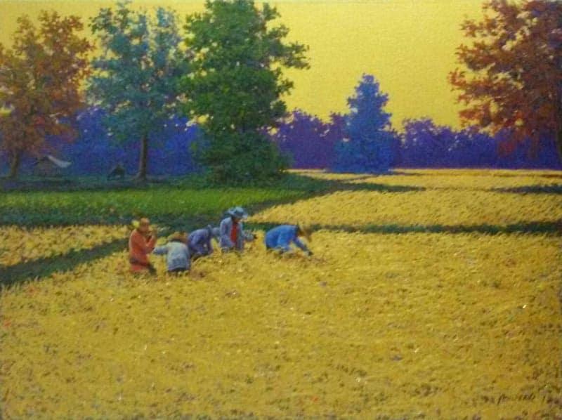Anurak - Farmers 69 - 80 x 60 - 6