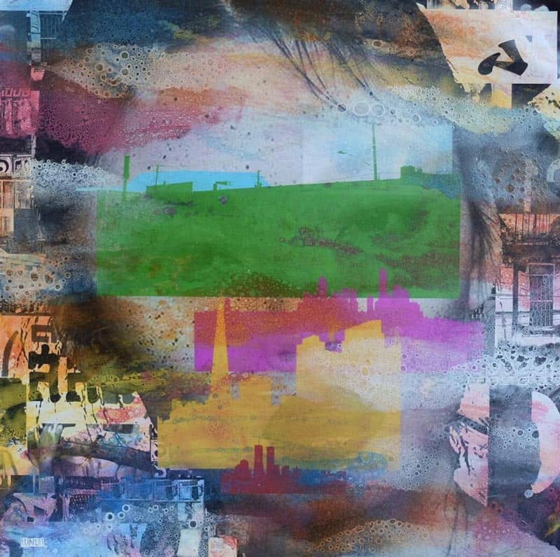 Kee - Pop Art 19 - 76 x 76 - 9