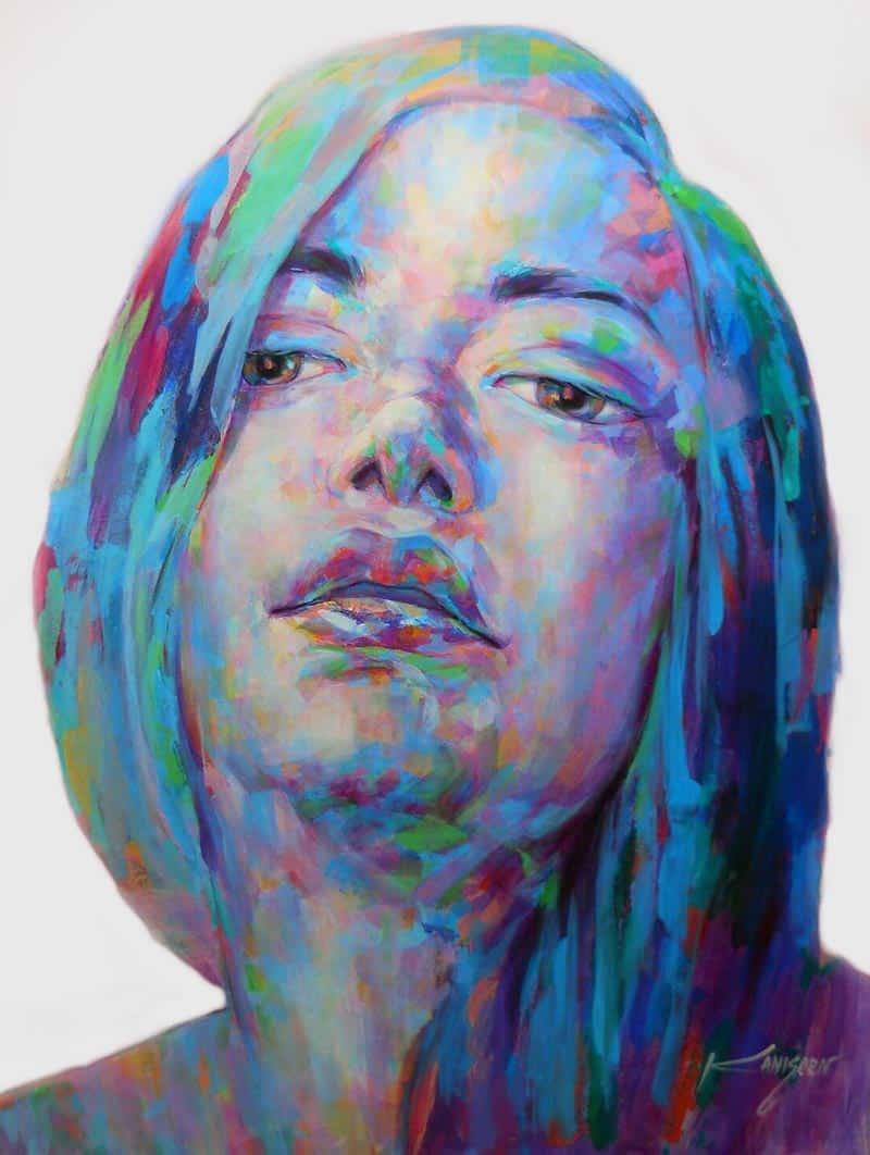 Lek - Woman - 120 x 145 - 30