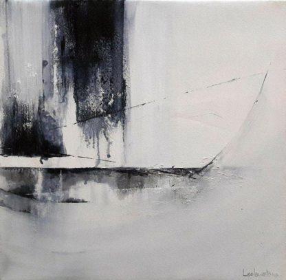 Natcharee - Abstract 36 - 40 x 40 - 1