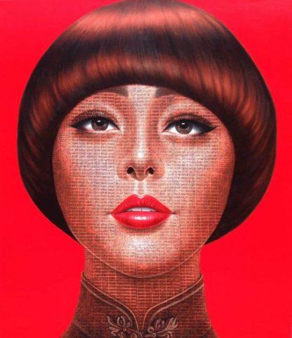 Petch - Portrait 91 - 140 x 160 - 38