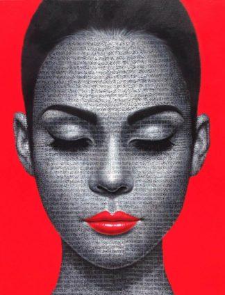 Petch - Portrait 93 - 80 x 100 - 20