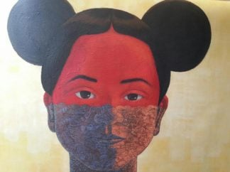 Pramaul - Mickey Girl -185 x 135 - 55