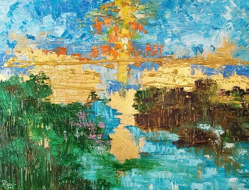 Tanida - Abstract 05 - 80 x 60 - 5