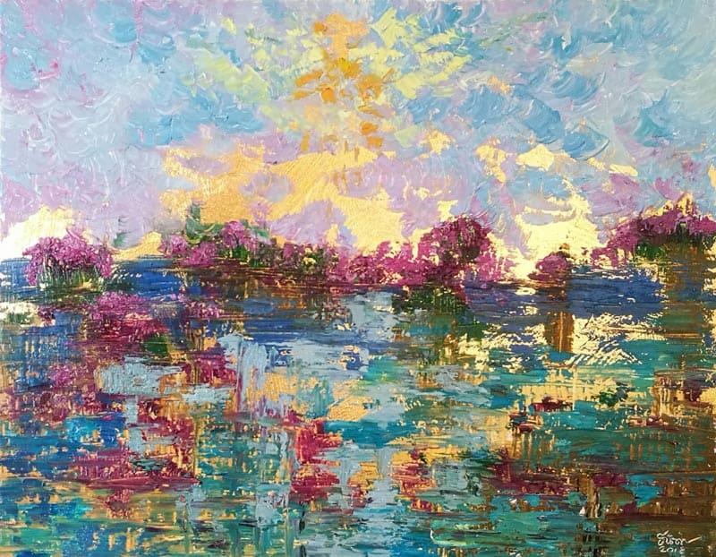 Tanida - Abstract 06 - 80 x 60 - 5