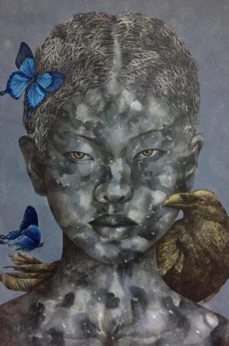 Thitigon - Lady - 100 x 150 - 38