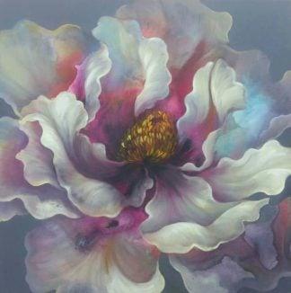 Tor - Flower 41 - 60 x 60 - 4-5