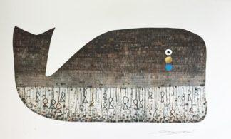 Yuwana - Whale 03- 125 x 79 - 22-5