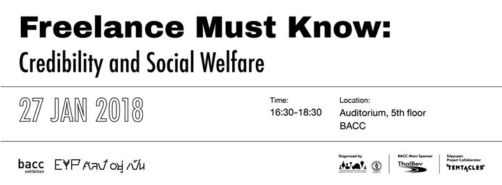 BACC - Freelance Must Know - Credibility and Social Welfare
