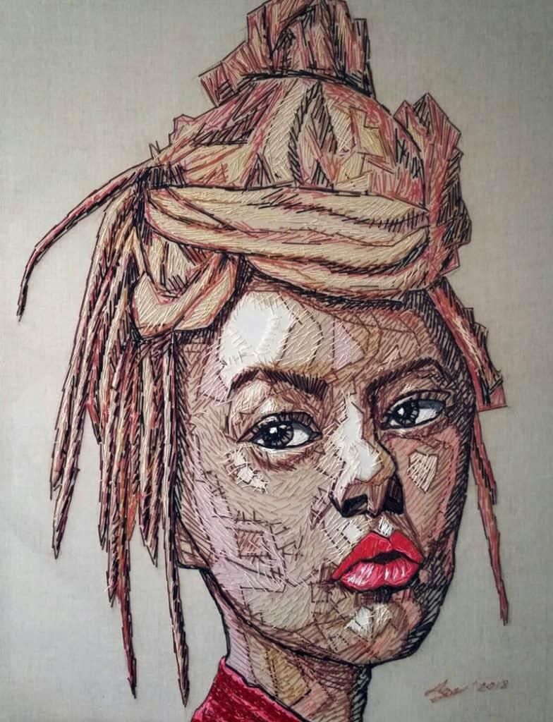 Age - Portrait 67 - 120 x 150 - 40