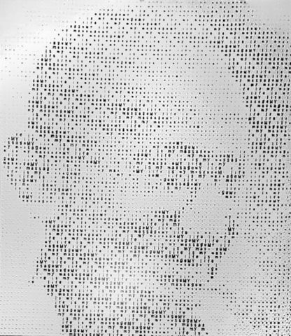 Anuchit - Mahatma Gandhi - 150 x 170 - 45