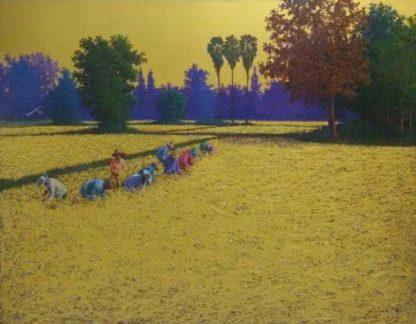 Anurak - Farmers 73 - 140 x 110 - 20