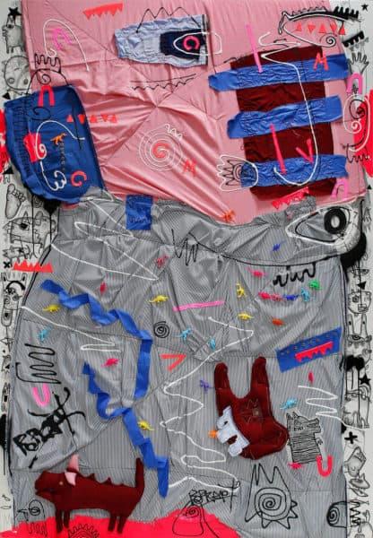 Jakkrit - Artwork 11 - 120 x 170 - 40