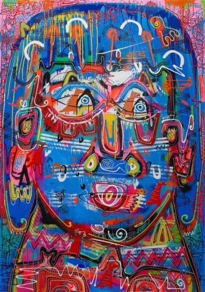 Jakkrit - Painting 71 - 120 x 170 - 35