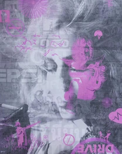 Kee - Smoking (Vervain) - 80 x 100 - 20