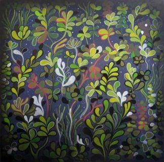 Num - Space Garden - 100 x 100 - 15
