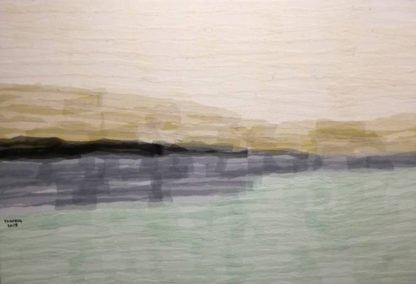 Tanarug - Collage Fabric Scenery 11 - 130 x 90 - 18