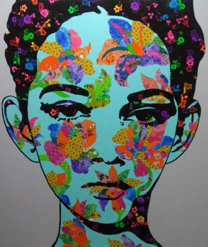 Tanawat - Collage Portrait 30 - 120 x 140 - 15