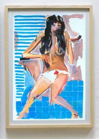 Ugo Li - Nurse - 46 x 64 -15