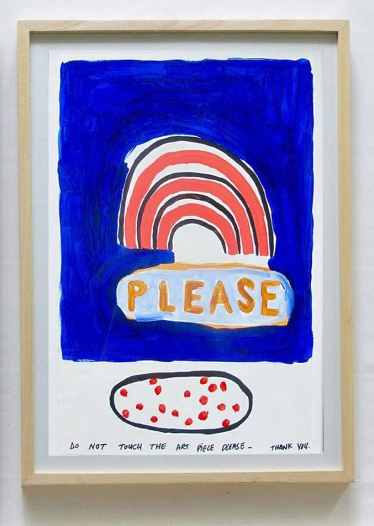 Ugo Li - Please - 46 x 64 -15