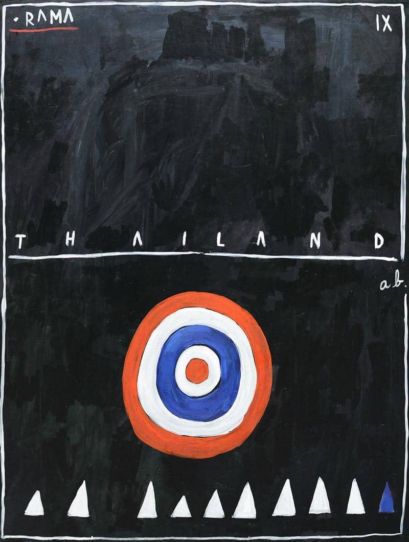 Ugo Li - Thailand - 129 x 160 - 50
