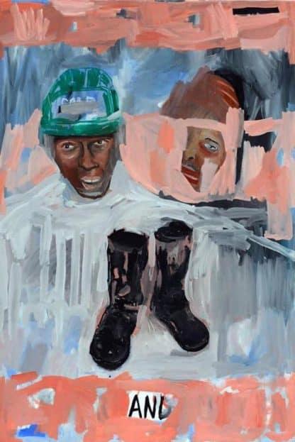 Ugo Li - Untitled - 112 x 160 - 50
