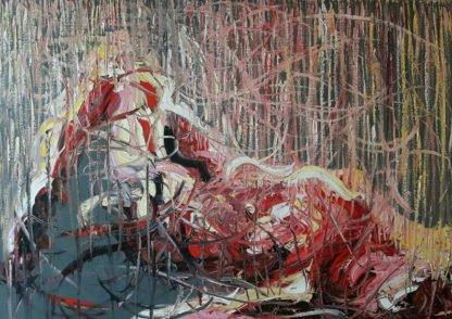 Worapol - Painting 42 - 130 x 180 - 145